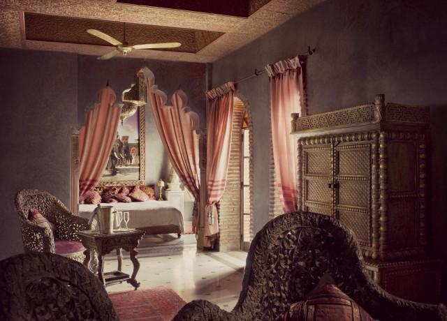 Hotels we Love: La Sultana, Marrakech