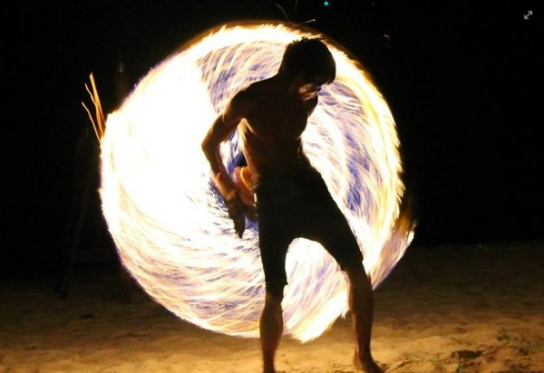 alex beach fire poi