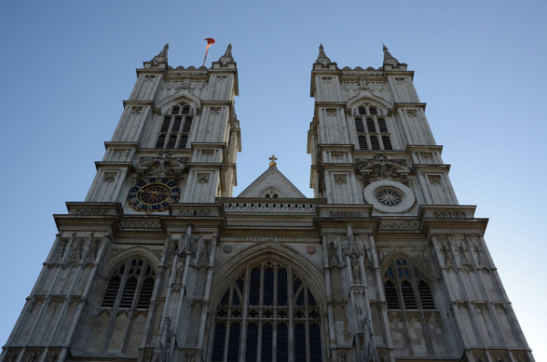kevinofsydney westminster abbey
