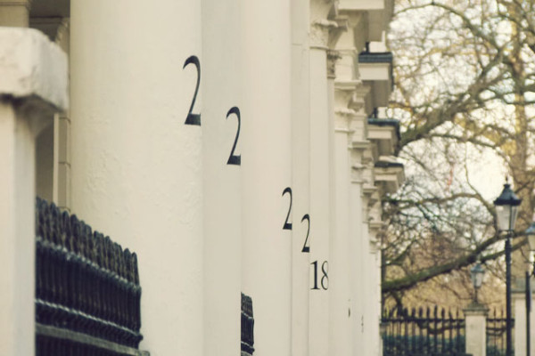 london house numbers street_Frances M Thompson