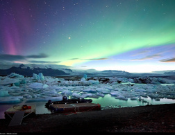 Capturing the Northern Lights