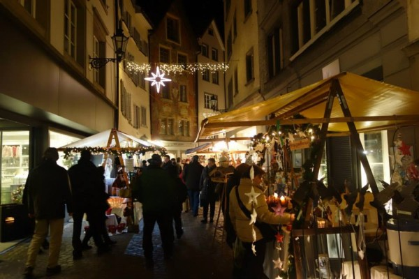Awesome Christmas Markets in Europe - Chur, Switzerland
