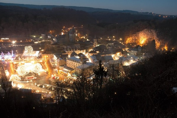 Awesome Christmas Markets in Europe - Durbuy, Belgium