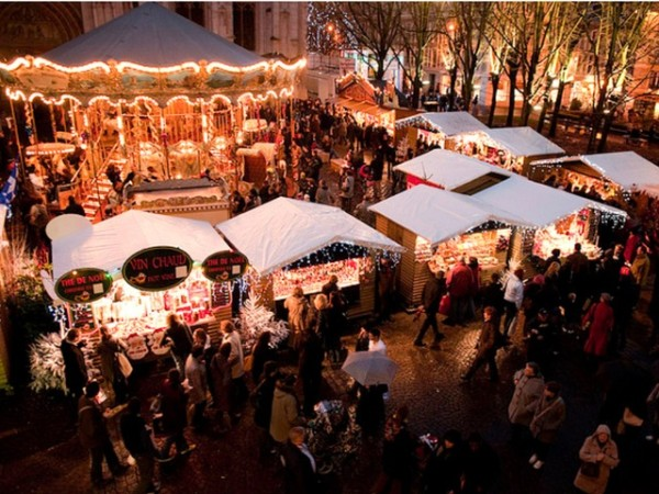 Awesome Christmas Markets in Europe - Rouen, France