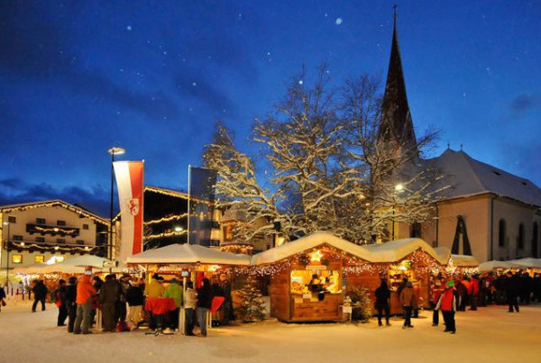 Awesome Christmas Markets in Europe - Seefeld, Tyrol, Austria