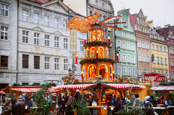 Awesome Christmas Markets in Europe - Wroclaw, Poland 2