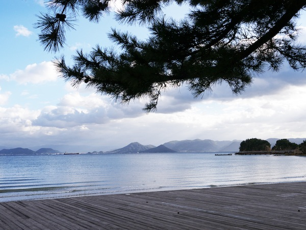 travelettes marie colinet japan naoshima