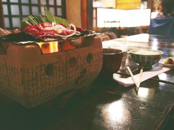 travelettes marie colinet japan takayama food