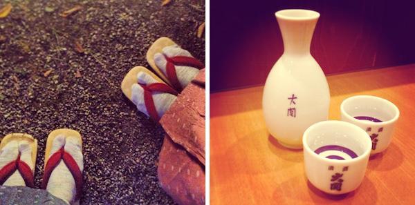 travelettes marie colinet japan takayama sake