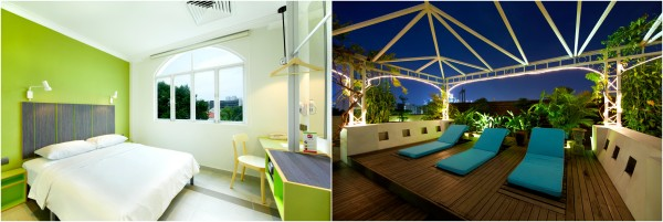 10 awesome Hostels around the World - Hangout at Mt Emily SIngapore 2