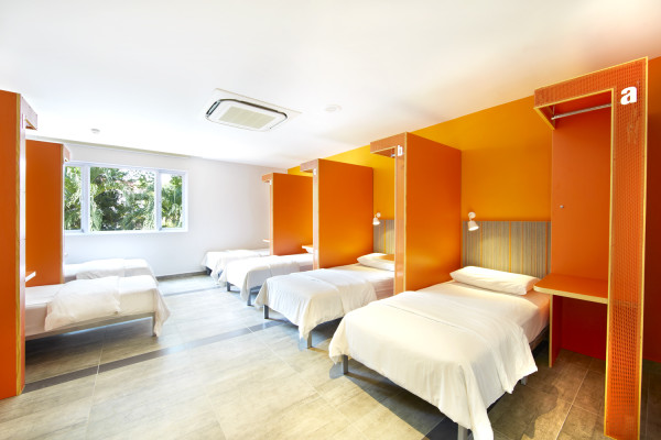 10 awesome Hostels around the World - Hangout at Mt Emily SIngapore