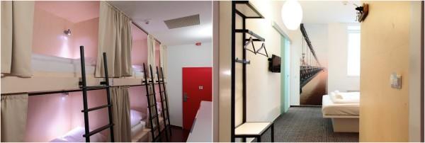 10 awesome Hostels around the World - Maverick Lodge Budapest Hungary 3