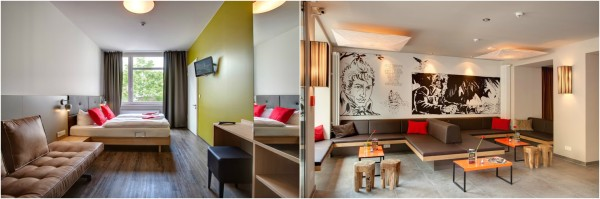 10 awesome Hostels around the World - Meininger Hotel Berlin Germany 2