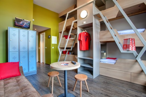 travelettes 10 awesome hostels around the world. Black Bedroom Furniture Sets. Home Design Ideas