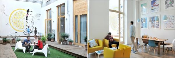 10 awesome Hostels around the World - Slo Hostel Lyon France 2