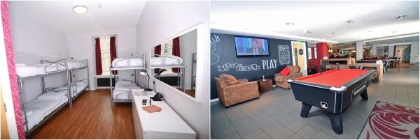 10 awesome Hostels around the World - Smart City Hostel Edinburgh Scotland 2