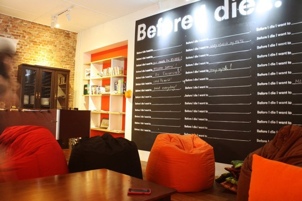 10 awesome Hostels around the World - Stay SYOK Penang Malaysia
