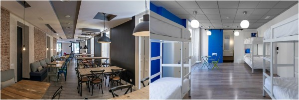 10 awesome Hostels around the World - U Hostels Madrid Spain
