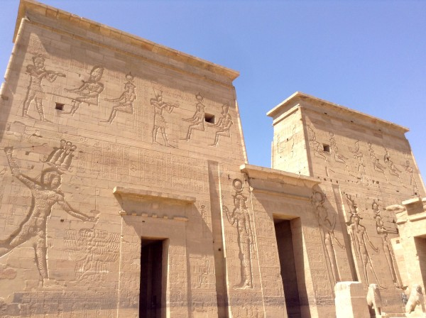 Along the Nile in Egypt - Lilian Lee - Philae