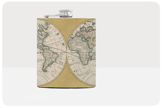 ETSY Wish List - Hip Flask