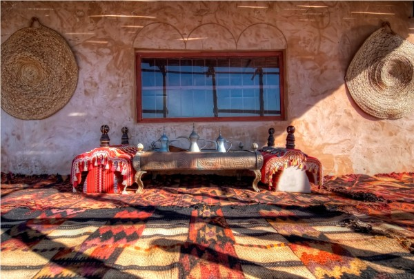 Glamping in the Desert - 5 Cool Tent Camps - Desert Camp Oman