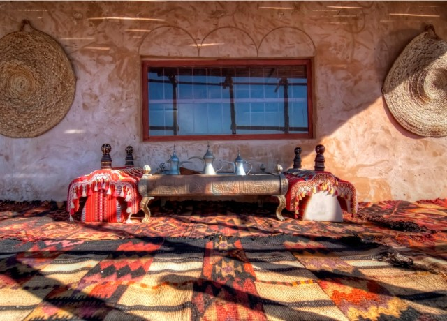 Glamping in the Desert: 5 Cool Tent Camps