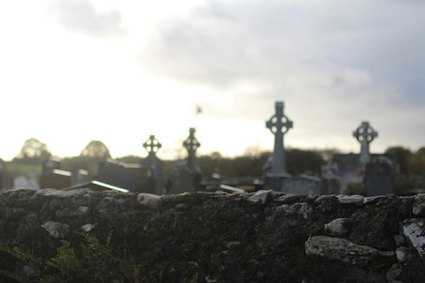 Sligo, Ireland - Elizabeth Rushe - Sligo Yeats Graveyard