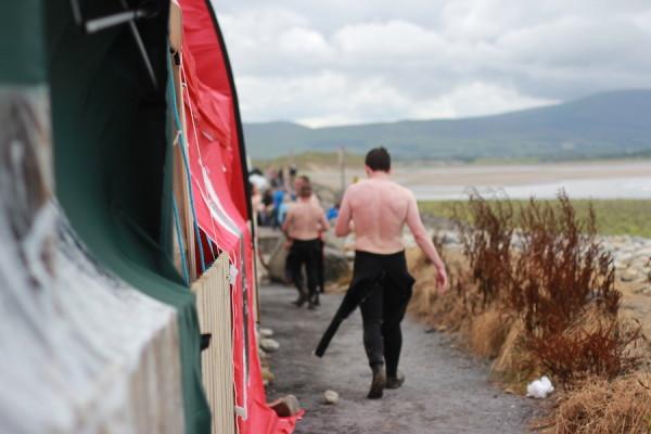 Sligo, Ireland - Elizabeth Rushe - Strandhill surfing