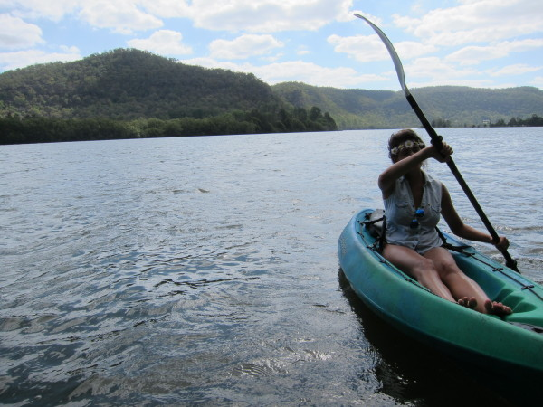 10 Awesome Kayaking Spots in Australia - Hawkesbury River Anna Hutchcraft