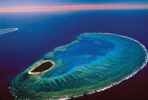 10 Awesome Kayaking Spots in Australia - Lady Musgrave Island, Great Barrier Reef