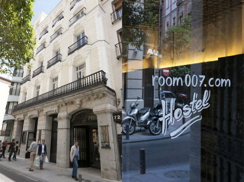 Hostels We Love - Madrid - Room007 840px 1
