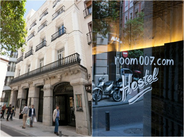 Hostels We Love: Room007 in Madrid