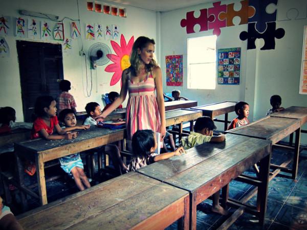 Cambodia Volunteering Fiona Kee 2