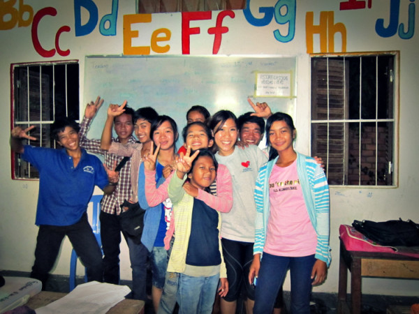 Cambodia Volunteering Fiona Kee 6