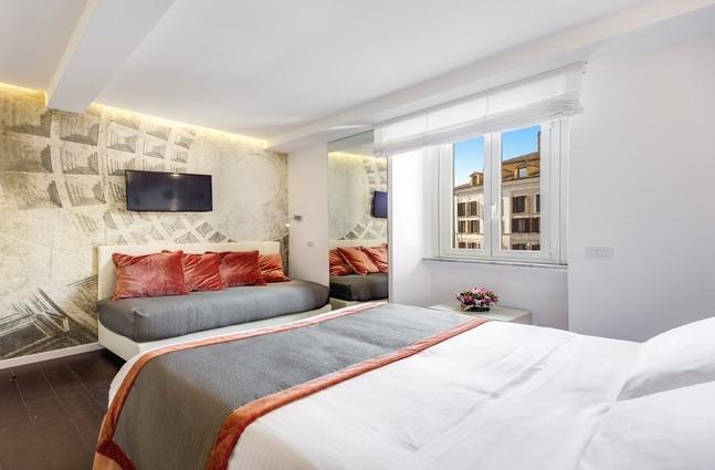 Hotels under €100 - Abruzzi Rome 1