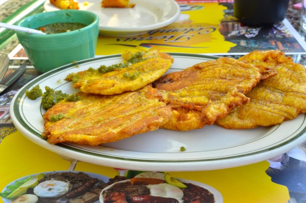 Discovering the Fusion of Art & Flavor in Queens, New York Tostones