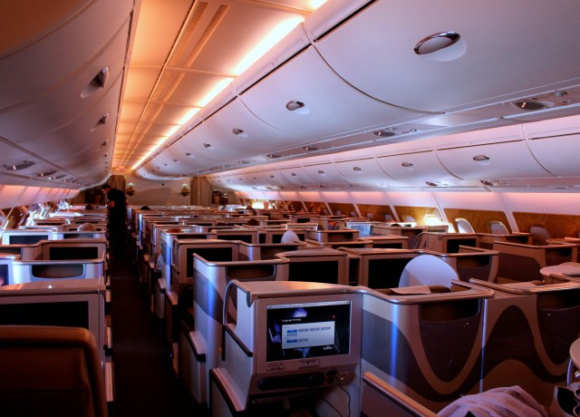 A Princess on Travels: Mastering your first business class flight