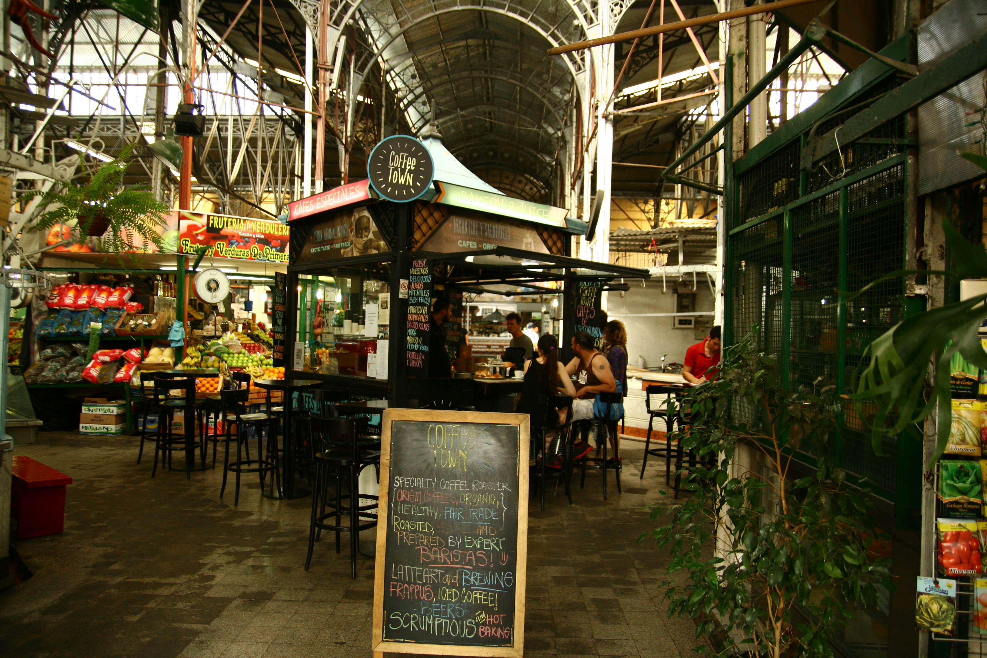 Why markets should always be on your itinerary5