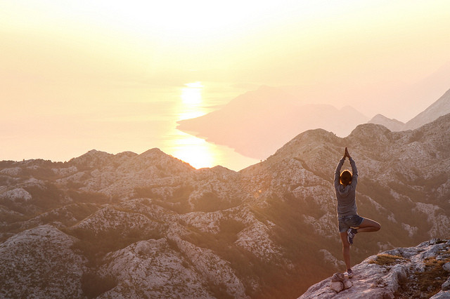 How yoga makes you a better traveler