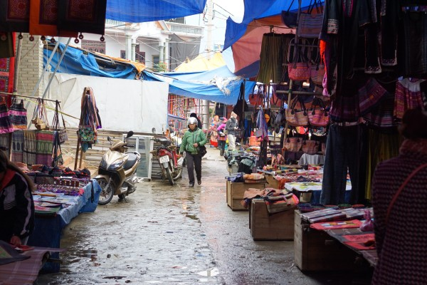 The Sunday market in Bac Ha, Vietnam - Liv Clarke 14
