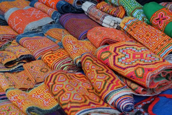 Travelettes The Sunday Market In Bac Ha Vietnam