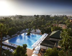 La Mamounia, Marrakech - A brief history, Mr Churchill and I