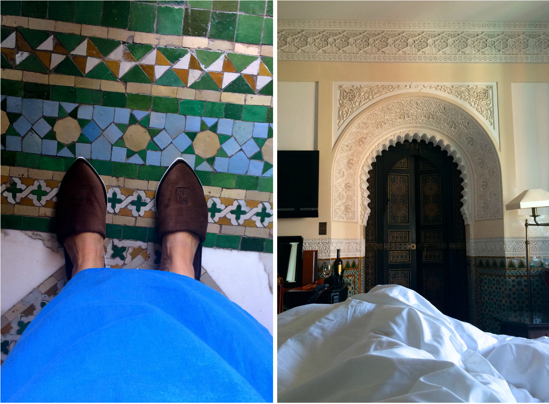 travelettes la mamounia marrakech a brief history. Black Bedroom Furniture Sets. Home Design Ideas