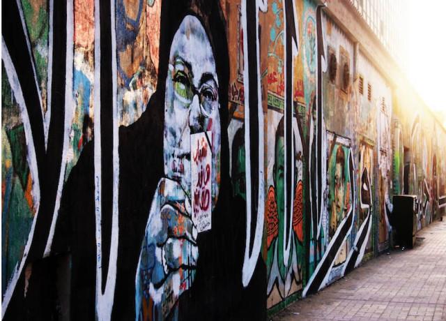 The 5 best Street Art neighborhoods in the world