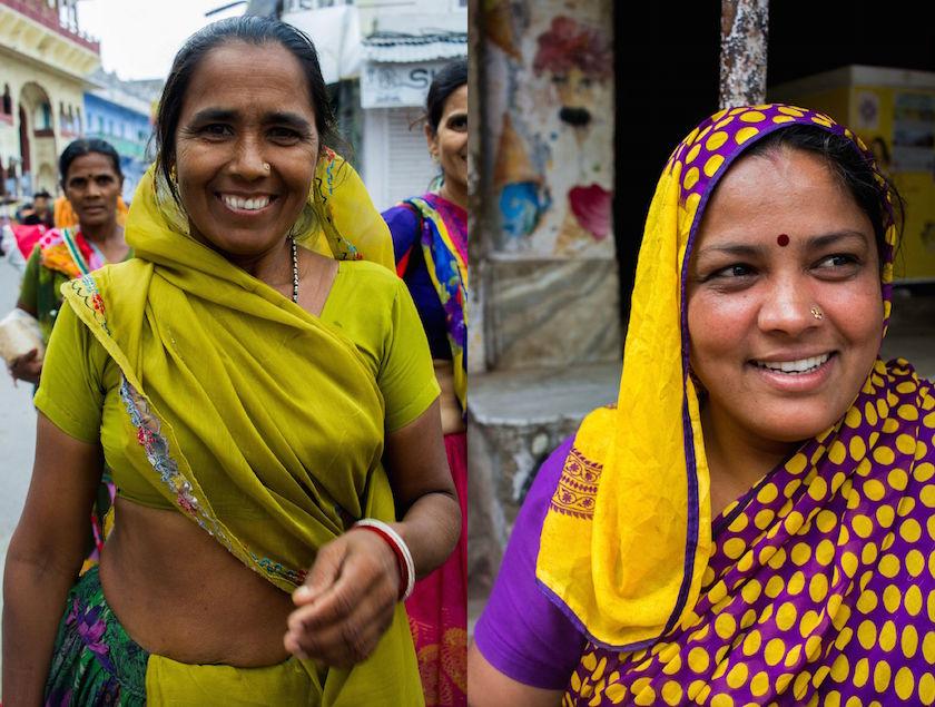 Reasons to put Pushkar on your India bucket list - Kathi Kamleitner - Travelettes Collage 5