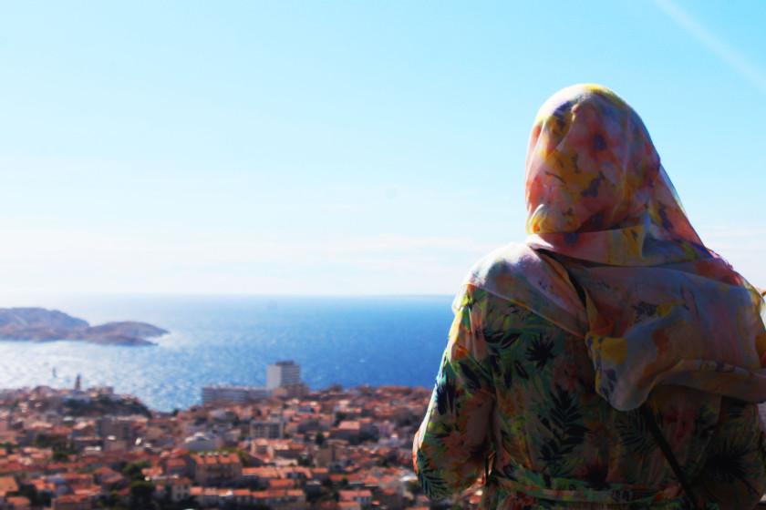 Vue Marseille