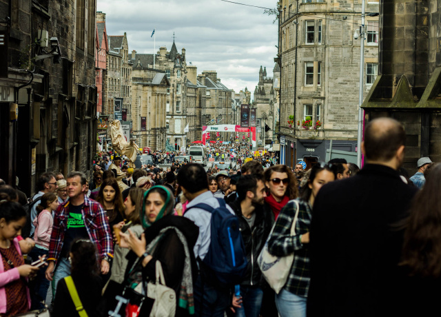 10 Tips for the Edinburgh Festivals