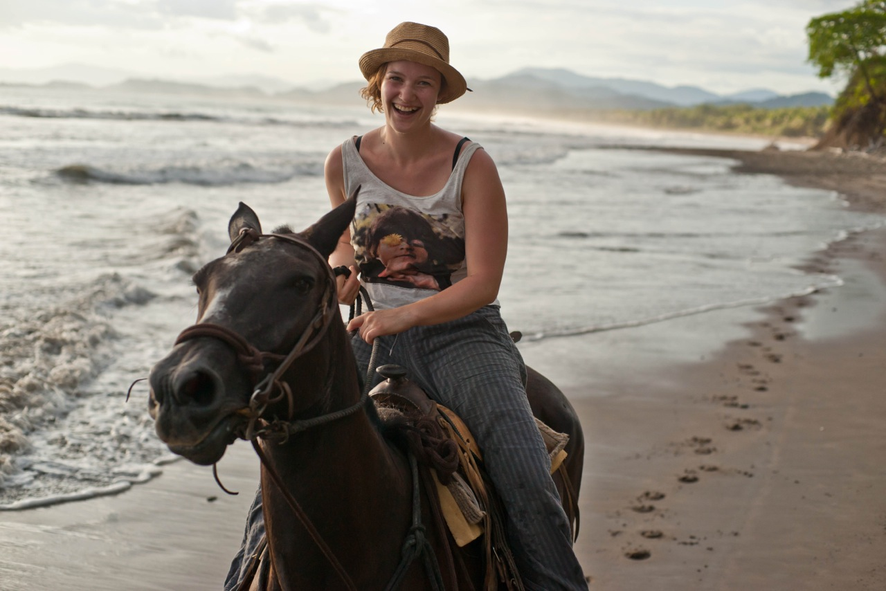 kathi kamleitner, costa rica - by brian shaw