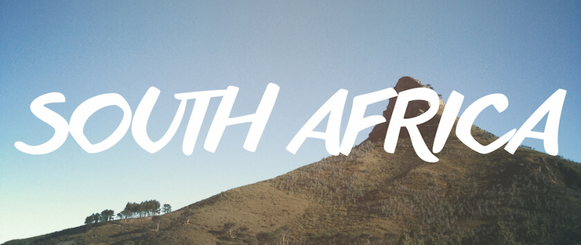 south africa featured website
