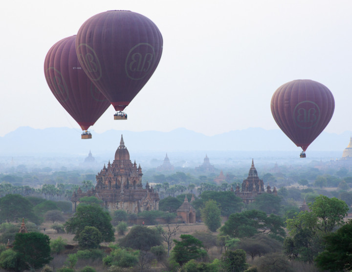 A Travelettes Itinerary for Myanmar